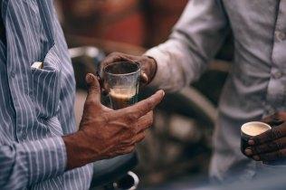 Indian chai. A cup of pure heaven. PC: Igor Ovsyannykov
