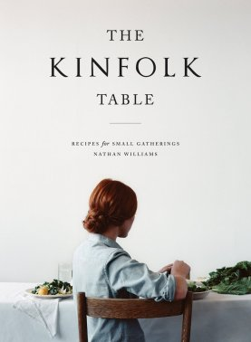 The Kinfolk Table ($35) by Nathan Williams